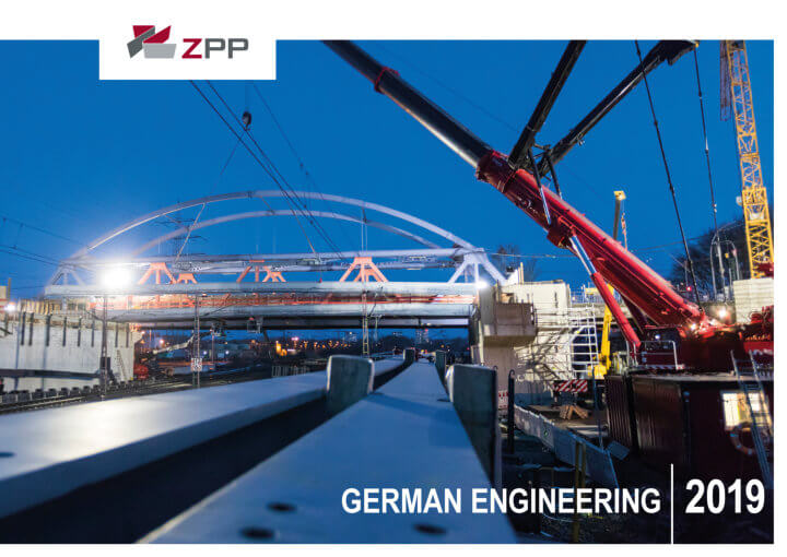 ZPP Magazin - GERMAN ENGINEERING 2019